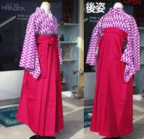 「媛さんぽ」レンタル衣装