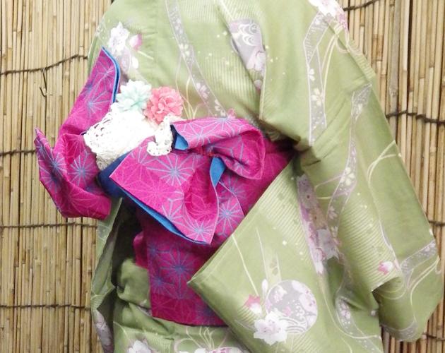 愛媛県松山市 浴衣レンタル着付け ヘアメイク 美容室 媛さんぽ