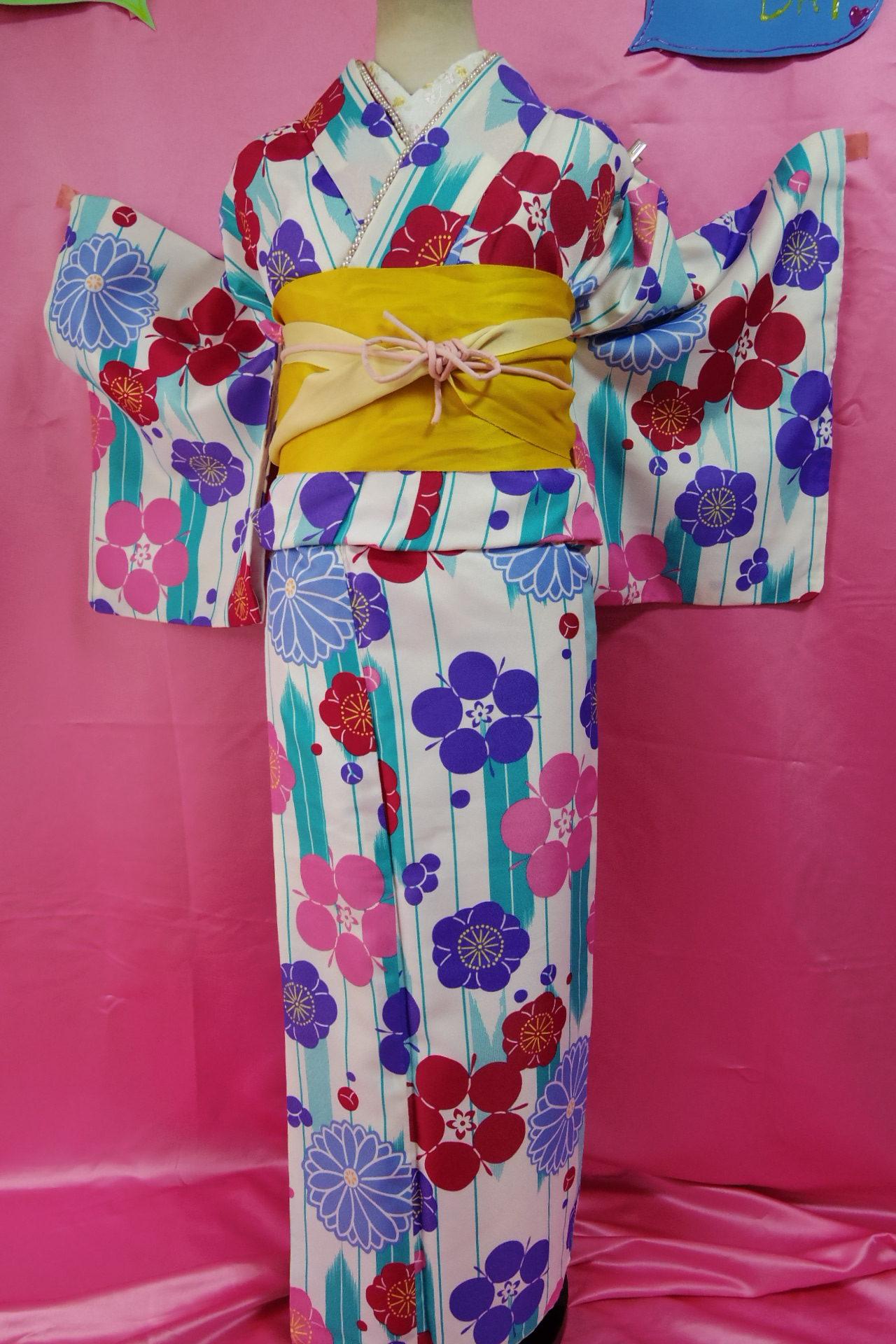 10月20日(土)「ふじさわ江ノ島花火大会」は着物でお出かけしましょう!